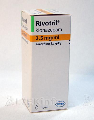 6 mg rivotril